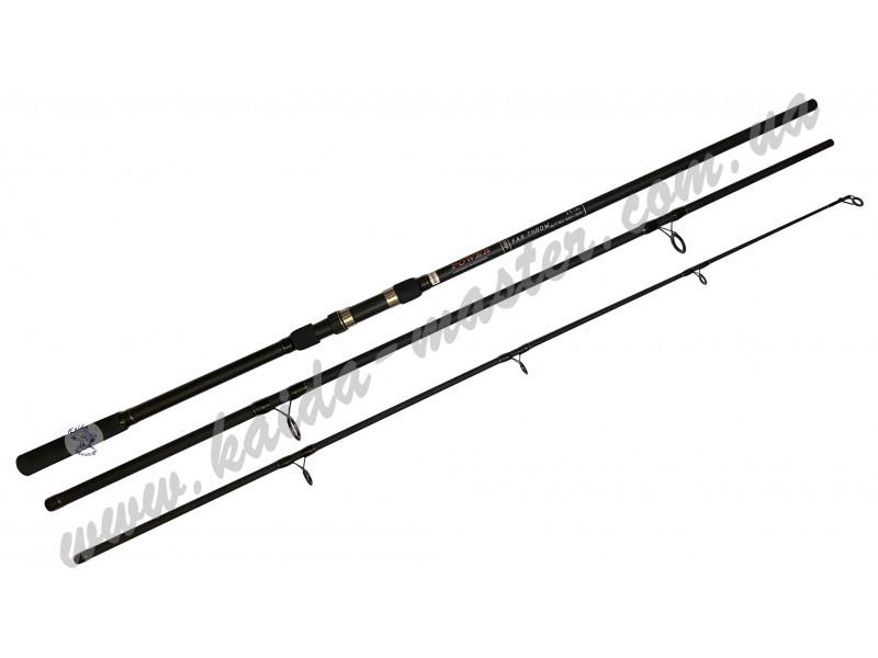 Карповое удилище Kaida Power 3,6 метра, тест 3.5lb