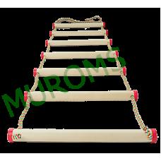Детская веревочная лестница